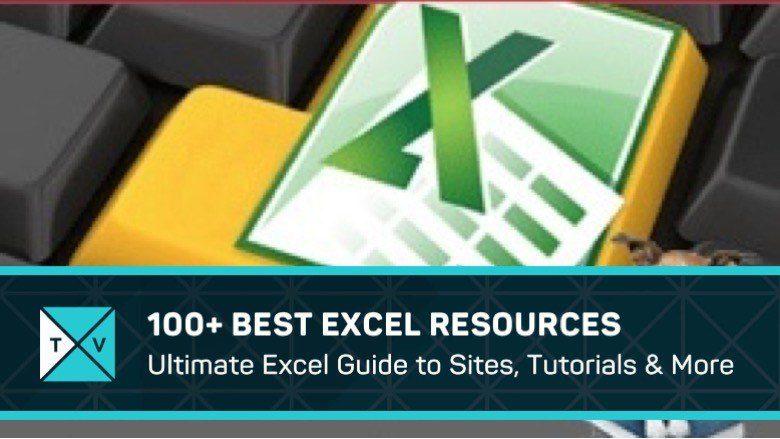 100+ Best Excel Resources And Websites - Excel TV