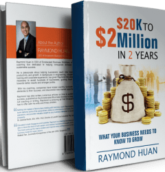 Brisbane Business Coaching Book $2k to $2 million