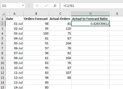 Hide results based on Date 2