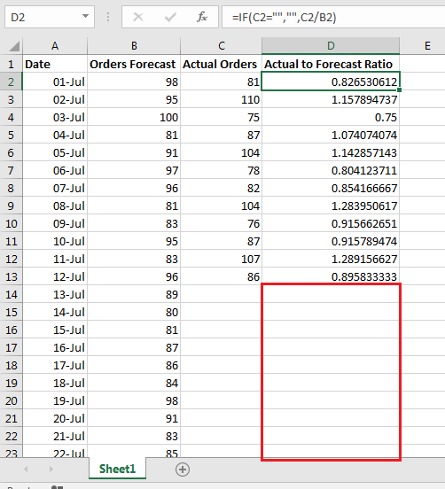Hide results based on Date 5