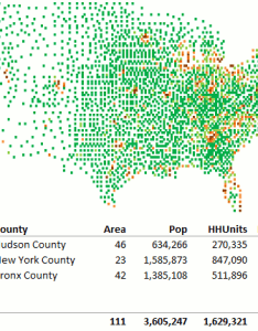 View larger image county map excel also how to use cells and conditional formatting make  in rh excelcharts