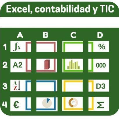 Top 50 Excel contabilidad y TIC