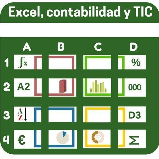 Excel contabilidad y TIC en Linkedin