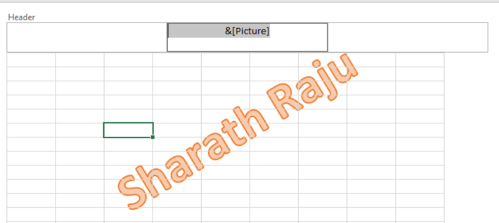 Water Mark in Excel -11.PNG
