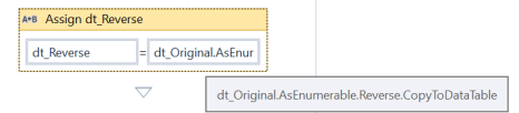 UiPath Reverse a Datatable 3.png