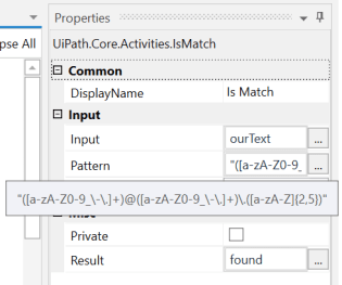 How To Use Regular Expressions In UiPath 3