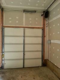High Lift Conversion | Stafford, VA garage door ...