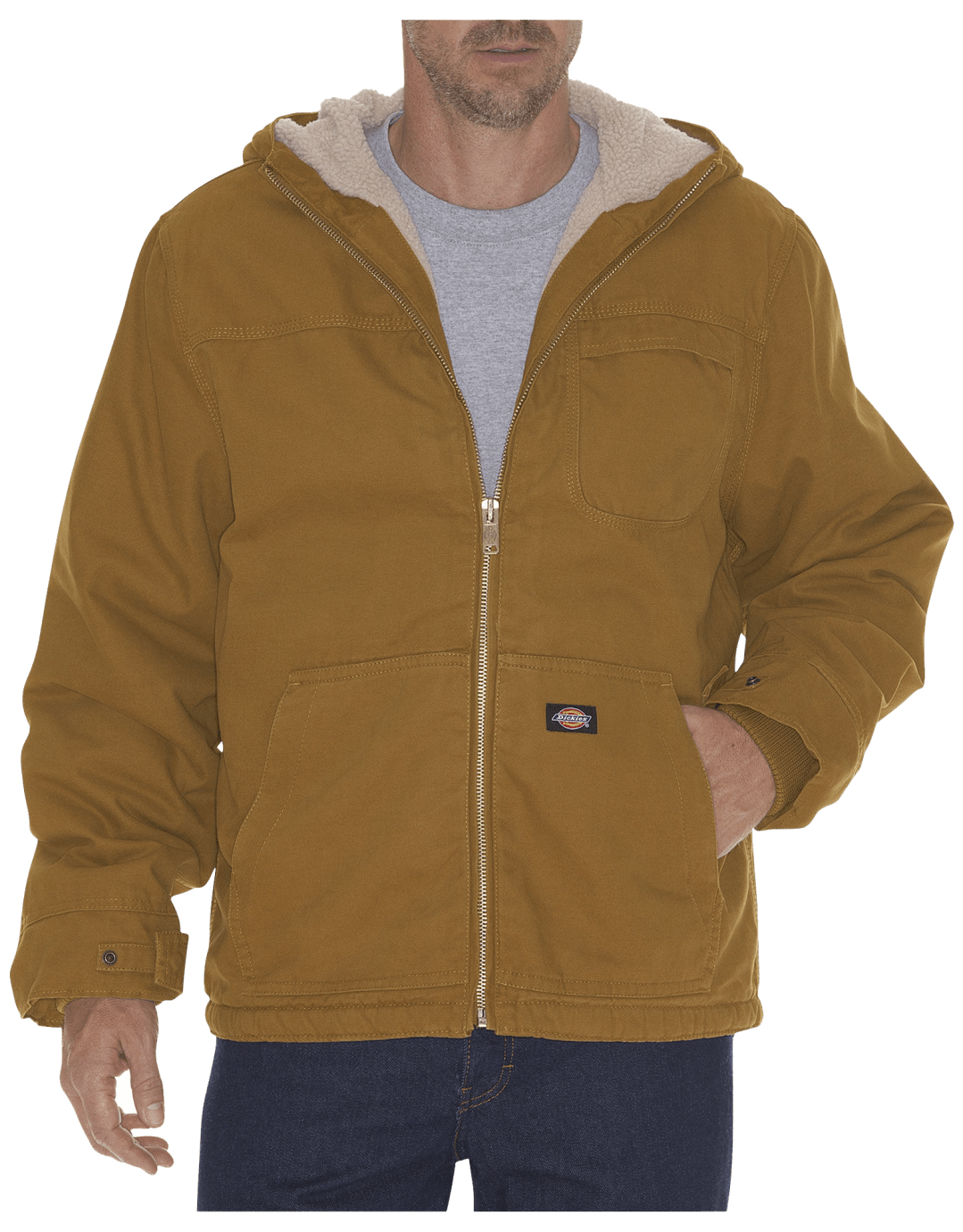 Excel Embroidery Outerwear Jackets