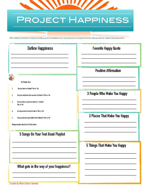 Assertiveness Training Worksheets