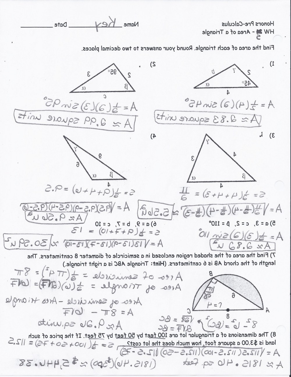 medium resolution of Finding Angles Worksheet   Printable Worksheets and Activities for  Teachers