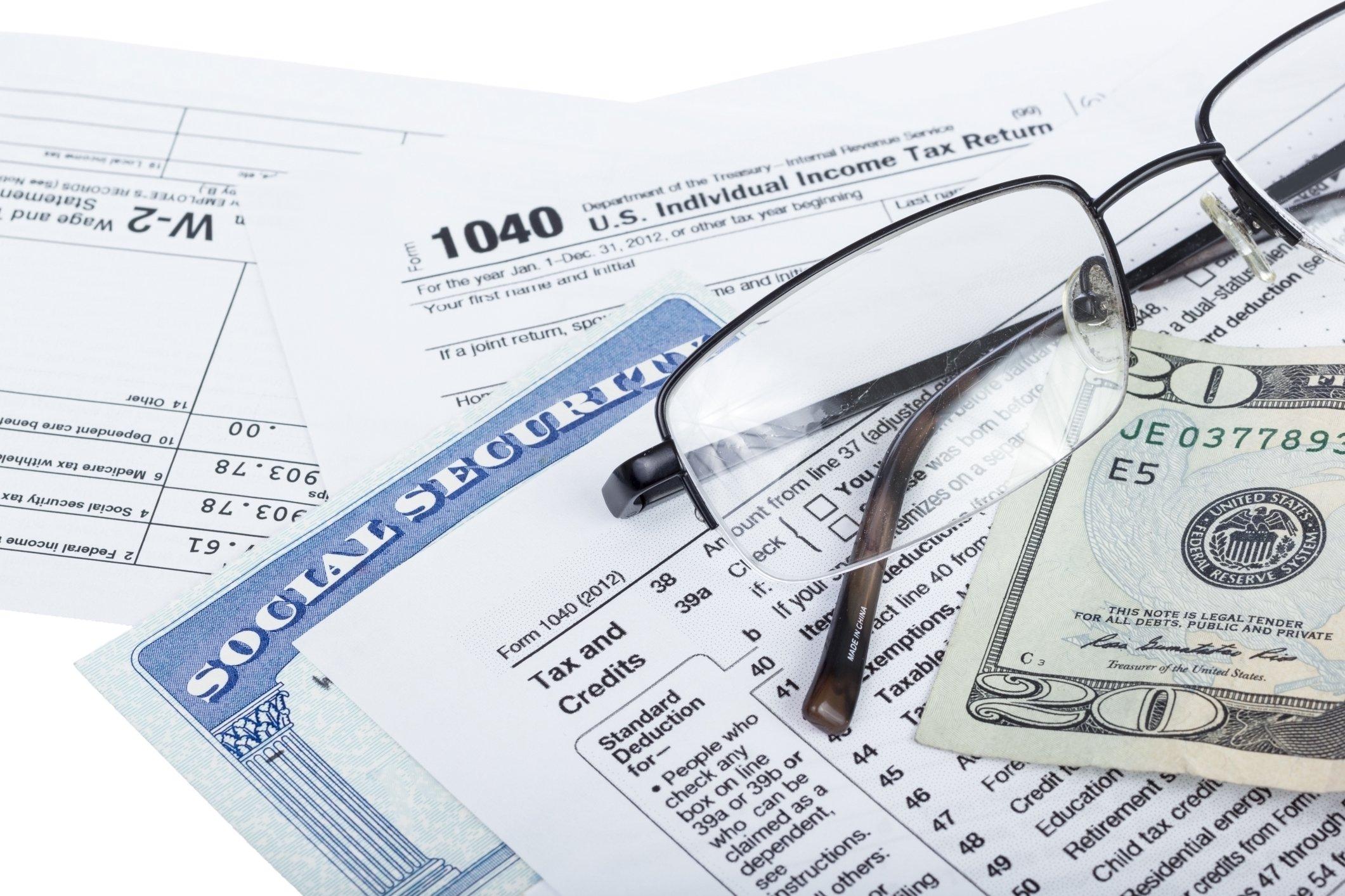 Social Security Worksheet Calculator