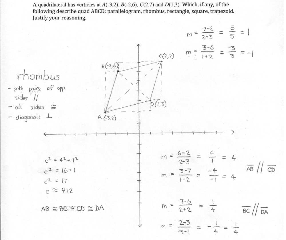medium resolution of Worksheet On Quadrilaterals   Printable Worksheets and Activities for  Teachers