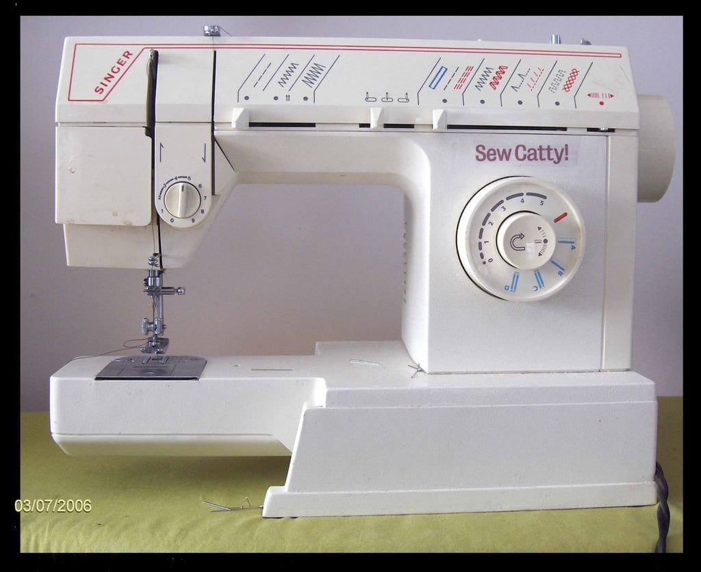 Know Your Sewing Machine Worksheet