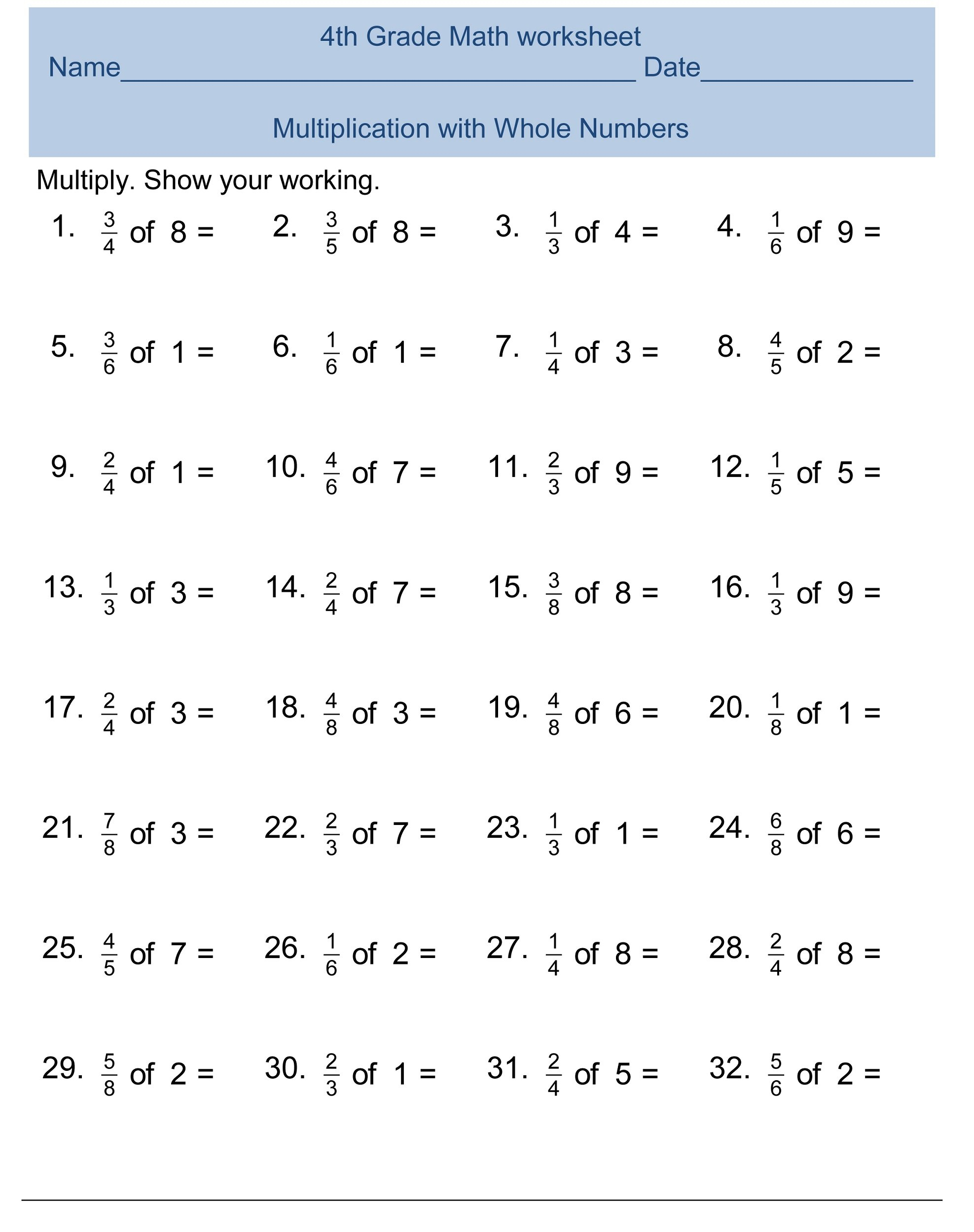 5th Grade Math Staar Practice Worksheets Excelguider