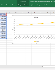 From the video how to filter chart data with  table also excel tutorial rh exceljet