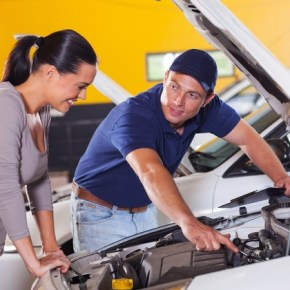An idiot's guide to MOT and Servicing