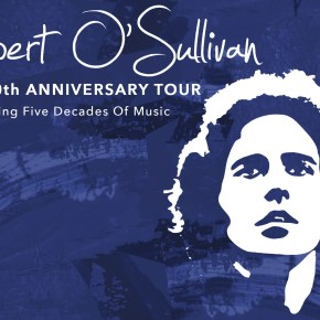 Q&A with Gilbert O'Sullivan