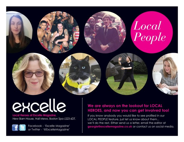XL LOCAL PEOPLE AD