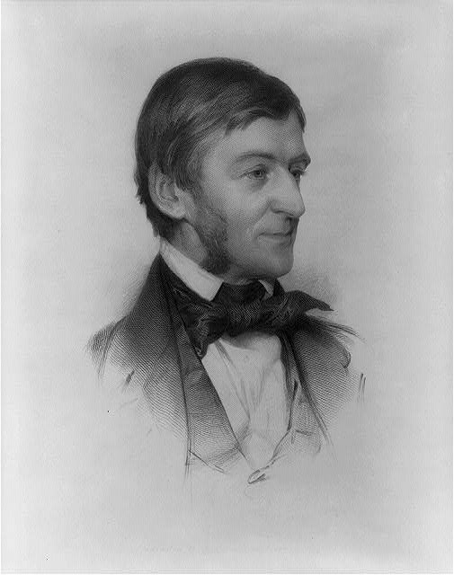Ralph Waldo Emerson was an American Transcendentalist poet and writer.
