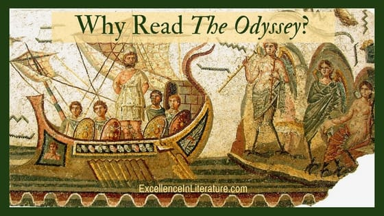 Why read The Odyssey? Deborah Stokol makes a compelling case for beauty and cultural literacy.