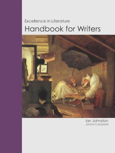 Excellence in Literature Handbook for Writers is available at Everyday-Education.com