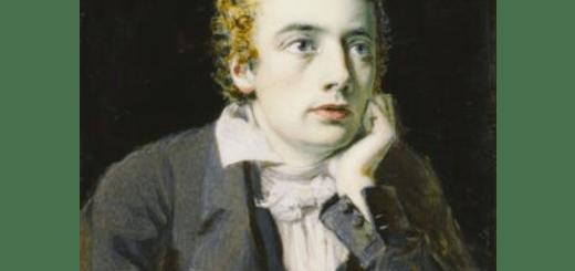 John Keats by Severn