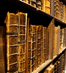 A handful of the greatest books forms the core of a quality home library.