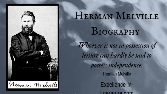 Herman Melville Biography