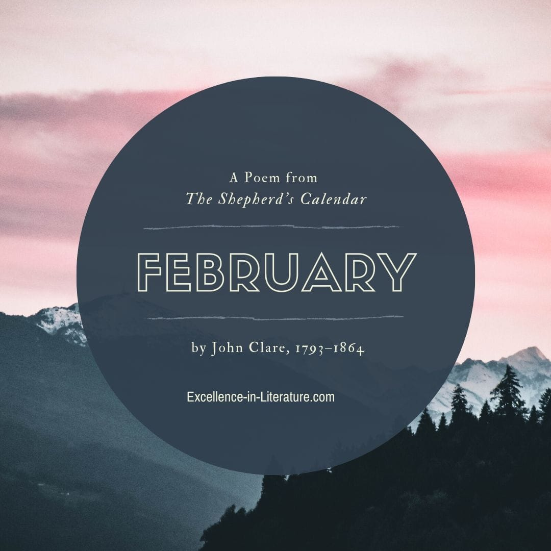 February — A Poem by John Clare