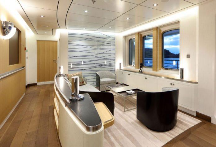 YERSIN explorer vessel Main Deck