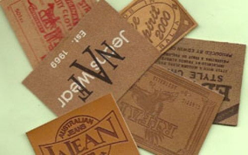 Leather Patches / Leather Labels