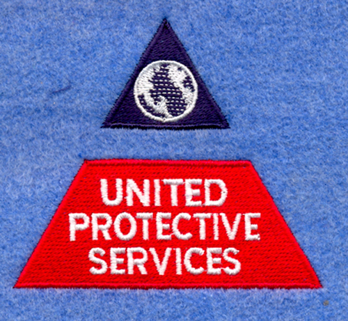 United Protective Digitized Logo
