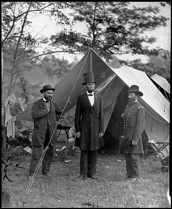 It Was At Gettysburg