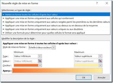 [Tuto] Comment mettre en évidence uniquement la valeur maximale de chaque ligne dans un tableau Excel ?
