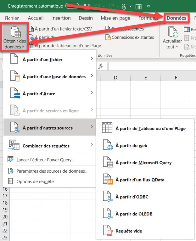 Apprendre le VBA Excel Decouvrir Power Query