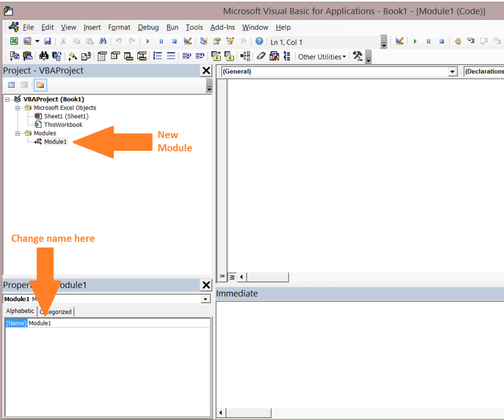 How To Create A Macro From Scratch In Excel