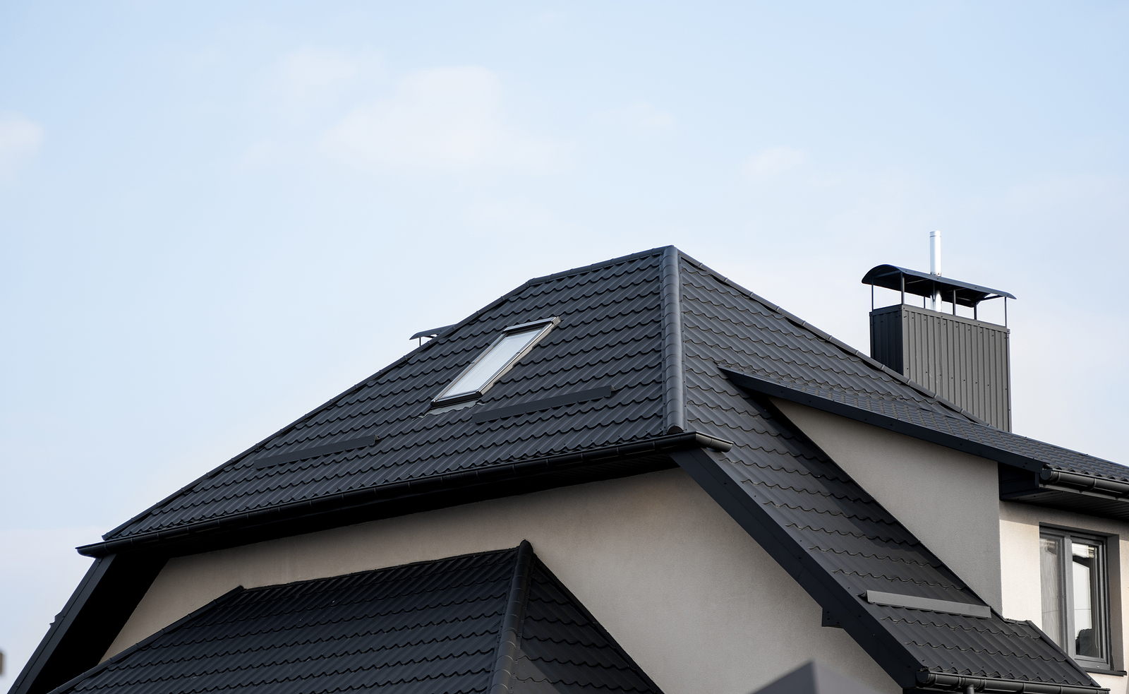 home styles enhanced by a metal roof