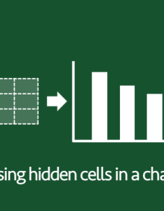 Use hidden cells in  chart also using excel off the grid rh exceloffthegrid