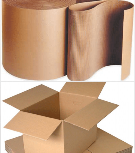 Boxes and Corrugated Paper