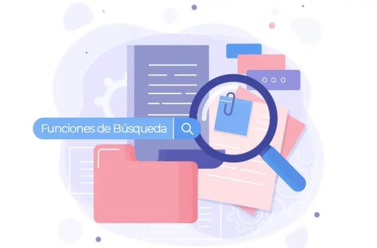Funciones de búsqueda y referencia en Excel