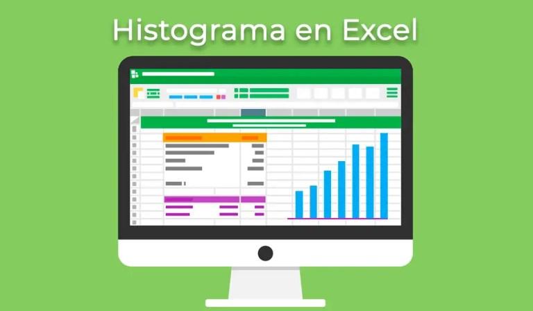 Cómo hacer un Histograma en Excel paso a paso