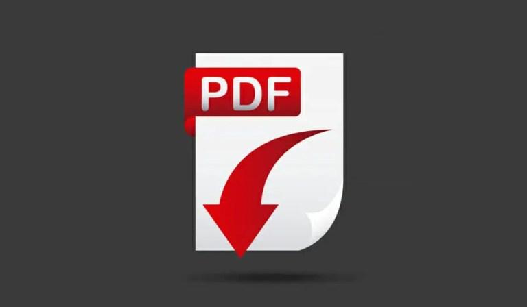 Convertir Excel a PDF
