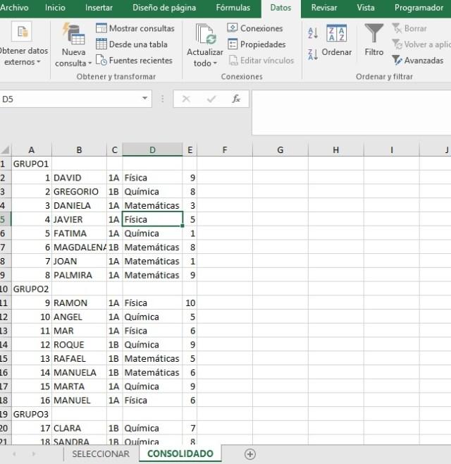 EJEMPLOS_CONSOLIDAR VARIOS ARCHIVOS CSV O TXT USANDO CONEXION DE DATOS EXTERNOS Y VBA2