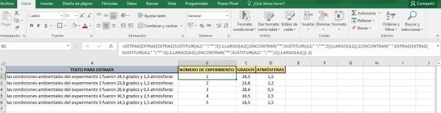 EXTRAER CUALQUIER PALABRA DE UNA CADENA DE TEXTO1