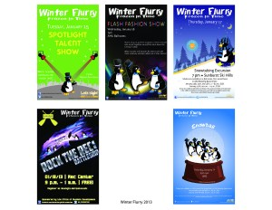Winter Flurry 2013 Publicity