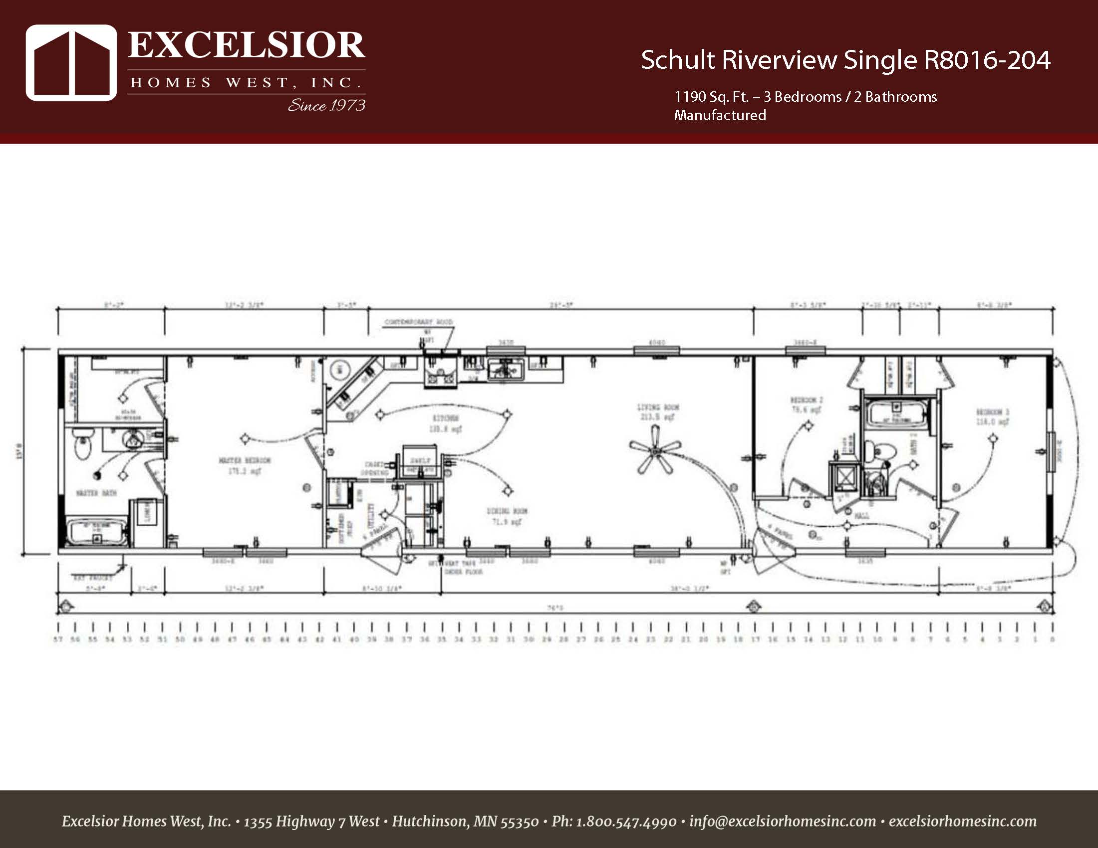 schult mobile home wiring diagram nissan sentra riverview singlewide r8016 2 excelsior homes