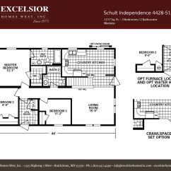 Under Kitchen Cabinet Lighting Options Table High Top Schult Independence 518 Home Plan   Excelsior Homes West, Inc.