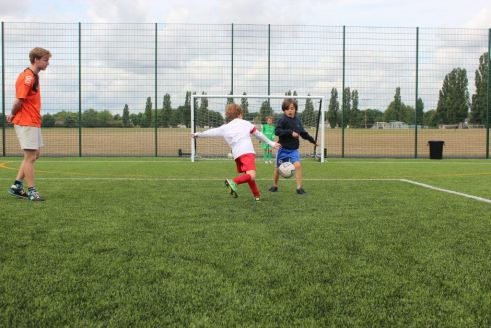 Excel Sports Football-Coaching-and-Sports-Activities Challange