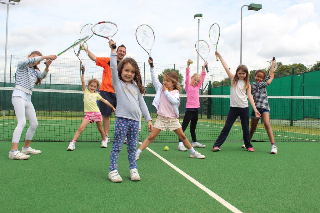 Excel Sports Football-Coaching-and-Sports-Activities Tennis