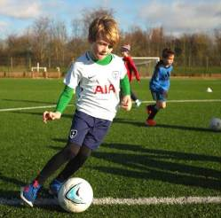 Excel Sports Football Coaching Skills Practice